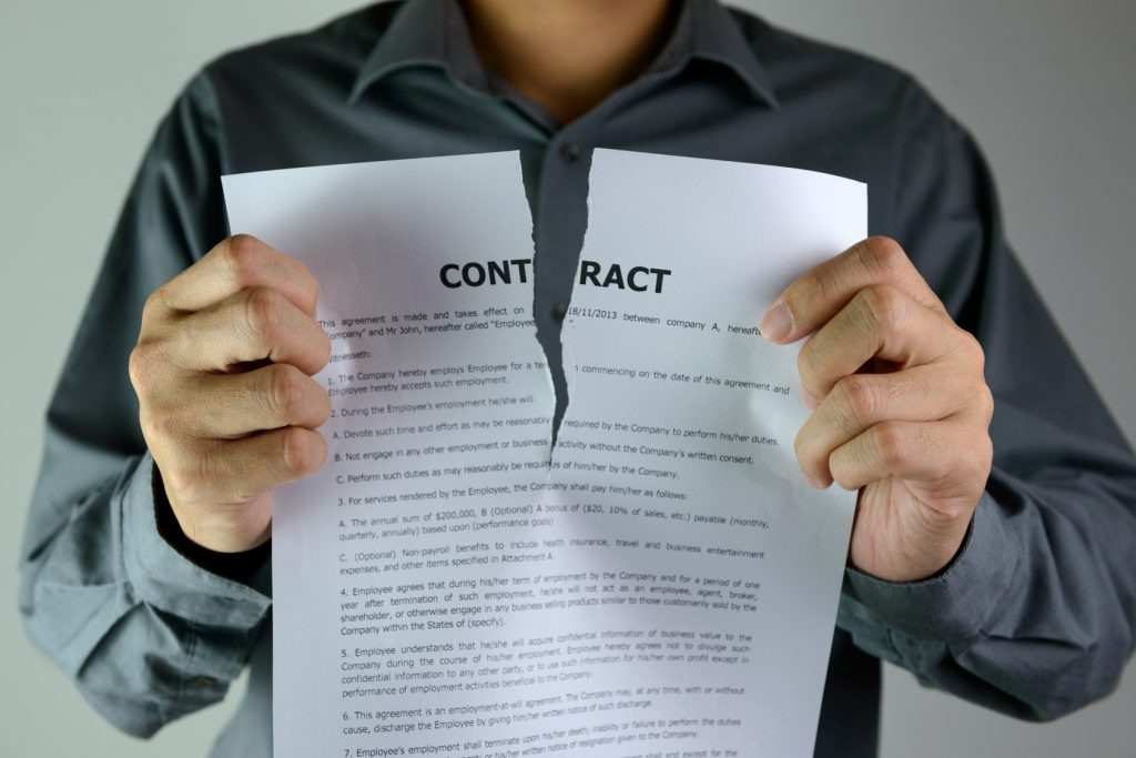 Lease Termination: What Is Your End Game?